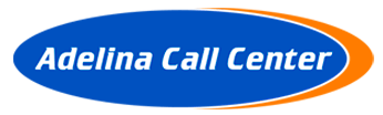 Adelina call center logo
